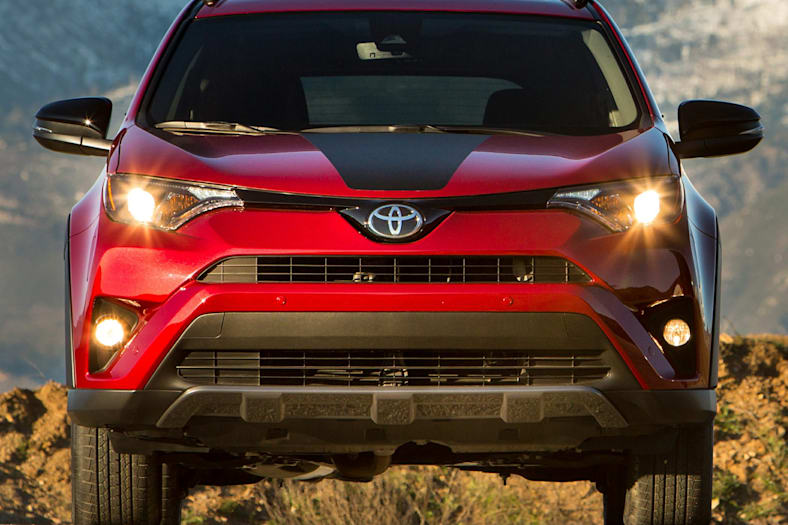 2018 toyota rav4 adventure 4dr all wheel drive pictures. Black Bedroom Furniture Sets. Home Design Ideas