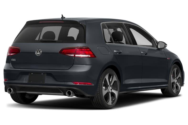 2018 Volkswagen Golf GTI Exterior Photo