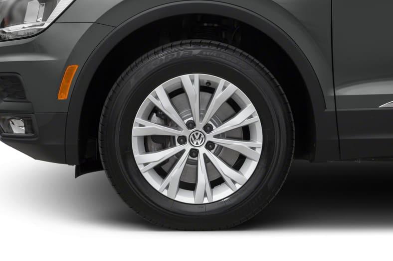 2018 Volkswagen Tiguan Exterior Photo