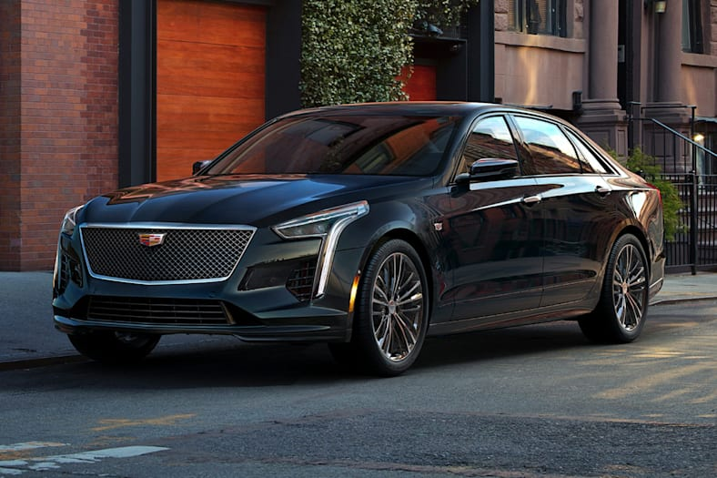 2020 cadillac ct6-v 4.2l blackwing twin turbo 4dr all