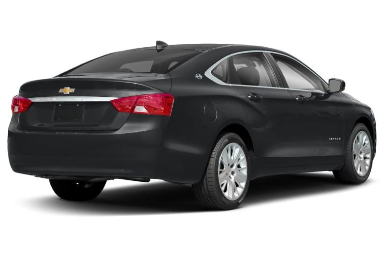2019 Chevrolet Impala Exterior Photo