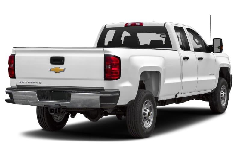 2019 Chevrolet Silverado 2500hd Safety Recalls