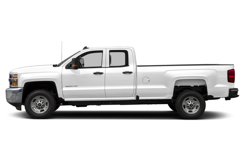 2019 Chevrolet Silverado 2500HD WT 4x2 Double Cab 8 ft. box 158.1 in. WB Pictures | Autoblog