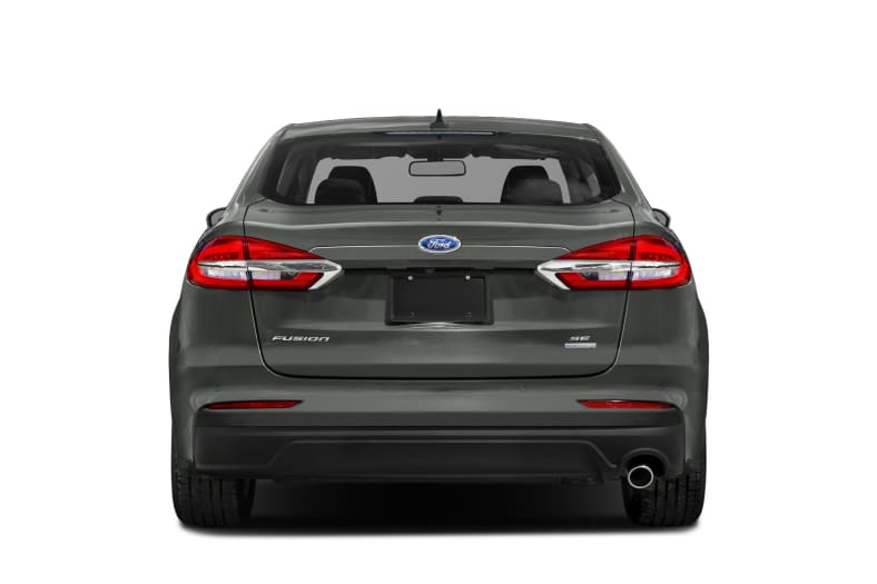 2019 Ford Fusion Exterior Photo