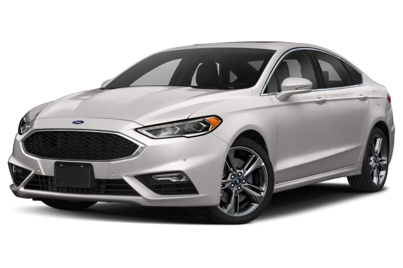 2019 Ford Fusion Sport 4dr All-wheel Drive Sedan Pictures