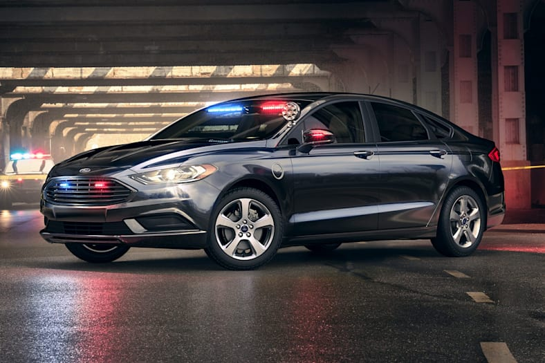 2020 Ford Special Service Plug In Hybrid Information