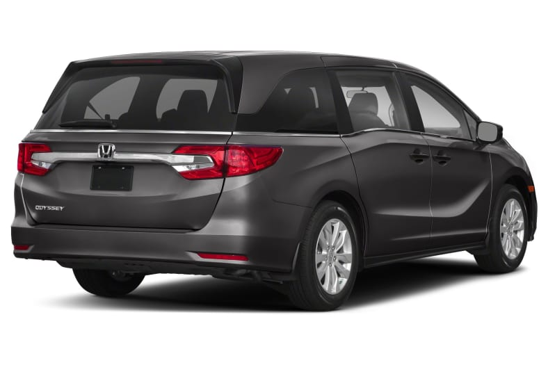 2019 Honda Odyssey Pictures