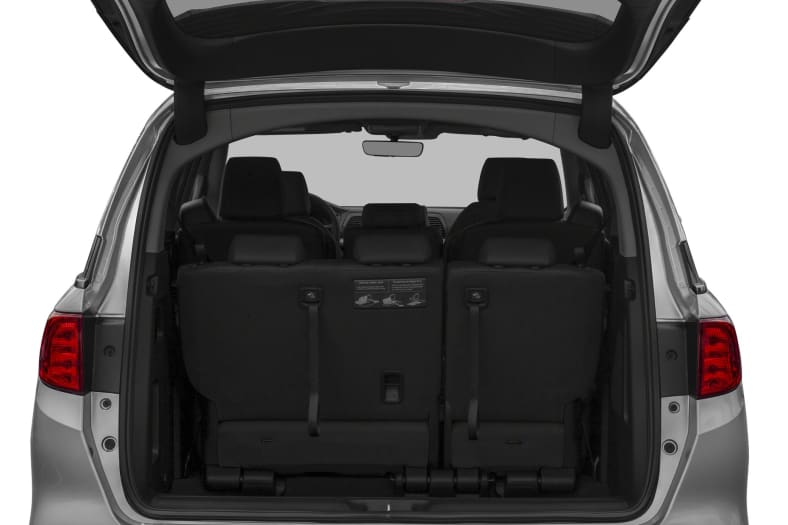 2020 Honda Odyssey Ex Navi  U0026 Res Passenger Van Pictures