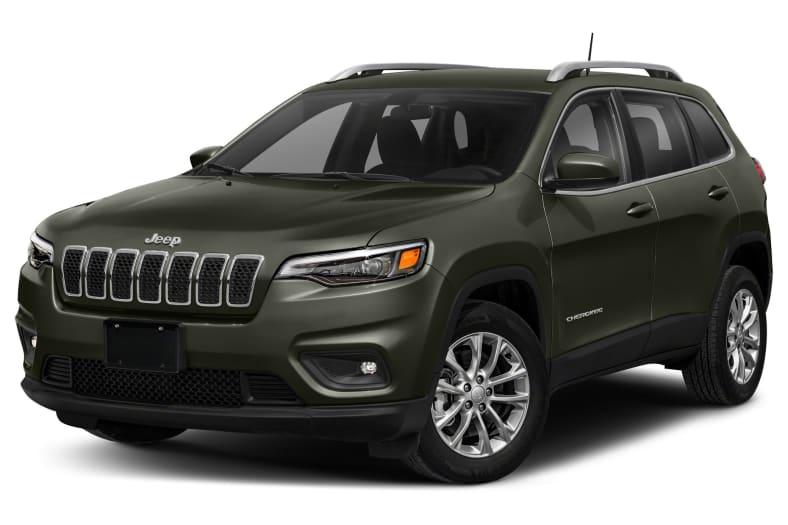 2021 Jeep Cherokee Reviews, Specs, Photos