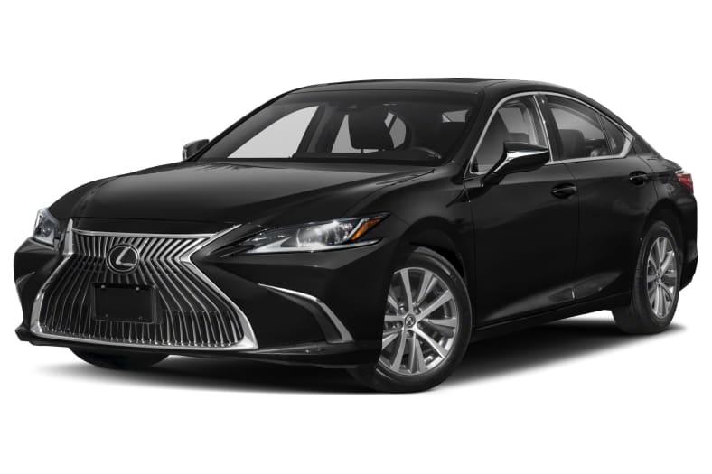 Lexus Es 2020 Black