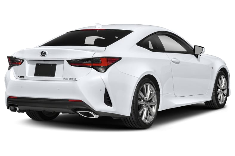 2020 Lexus Rc 350 F Sport 2dr Rear Wheel Drive Coupe Pricing And Options
