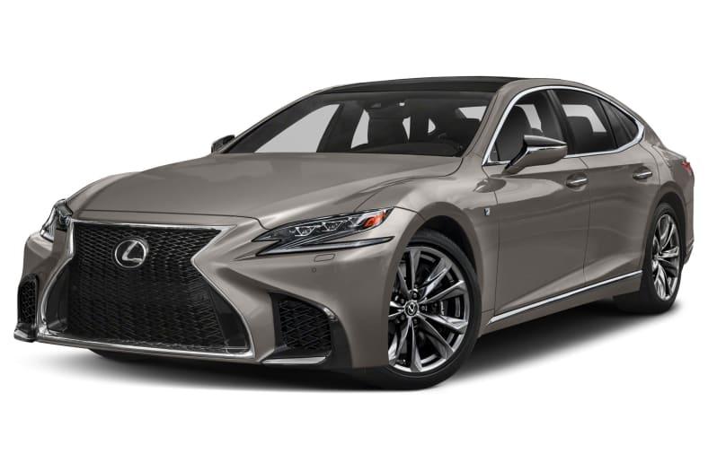 2020 Lexus LS 500 F SPORT 4dr Rear-wheel Drive Sedan ...