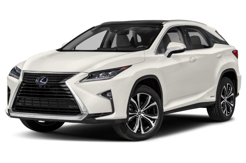 2019 Lexus Rx 450h Exterior Photo