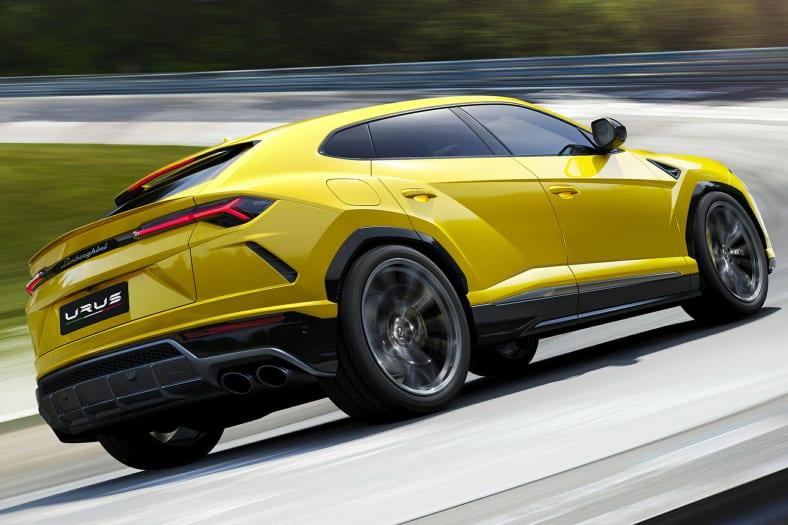2019 Lamborghini Urus: Design, Engine, Price >> 2019 Lamborghini Urus Safety Features