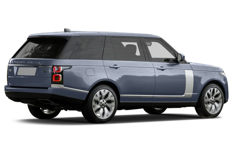 2019 Land Rover Range Rover 2 0l I4 Turbocharged Hse Phev
