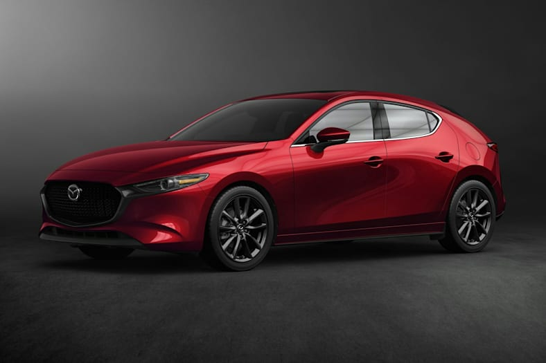Mazda 3 Price >> 2019 Mazda Mazda3 Base W Premium Package 4dr Front Wheel Drive Hatchback Pricing And Options