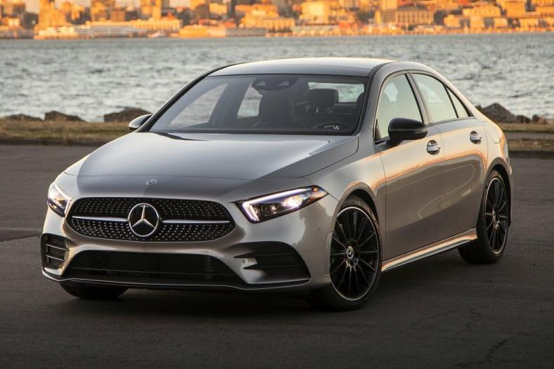 2020 Mercedes-Benz A-Class Base A 220 All-wheel Drive 4MATIC Sedan  Information