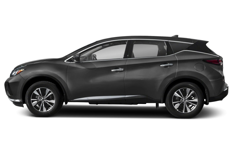 2019 Nissan Murano Platinum 4dr All Wheel Drive Pictures