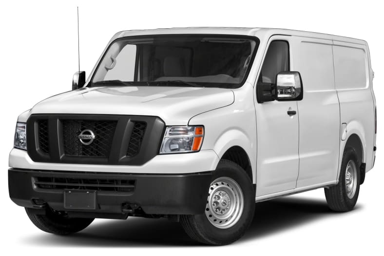 2018 Nissan NV Cargo NV3500 HD SL V8 3dr Rear-wheel Drive ...