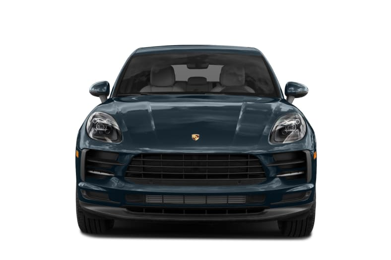 2020 Porsche Macan Turbo 4dr All Wheel Drive Safety Features