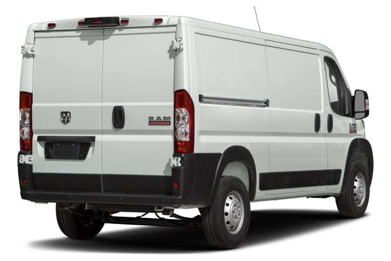 2019 Ram Promaster Base Cargo Van High Roof 136 In Wb