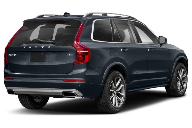 2019 Volvo XC90 T5 Momentum 4dr All-wheel Drive Pictures ...