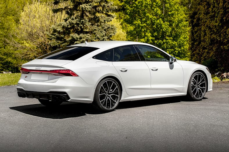 2021 Audi S7 2.9T Premium Plus 4dr All-wheel Drive quattro ...