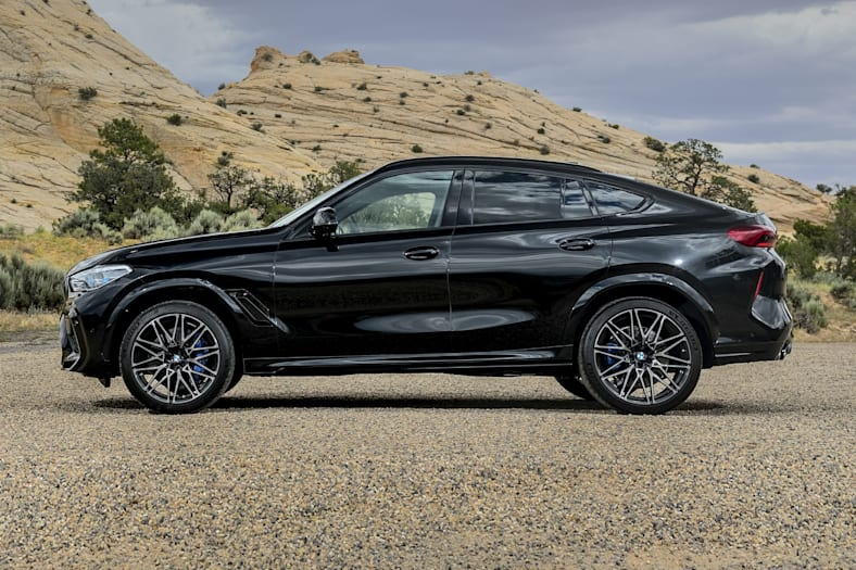 2021 bmw x6 m pictures