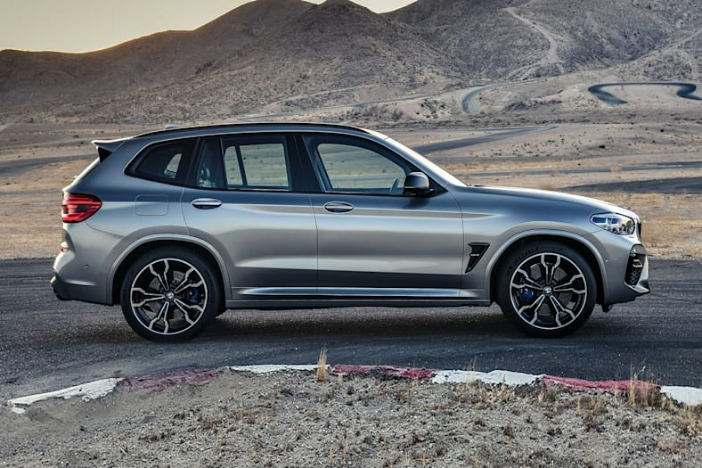 2021 bmw x3 m pictures