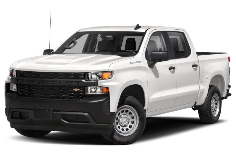 2021 chevrolet silverado 1500 work truck 4x2 crew cab 6.6