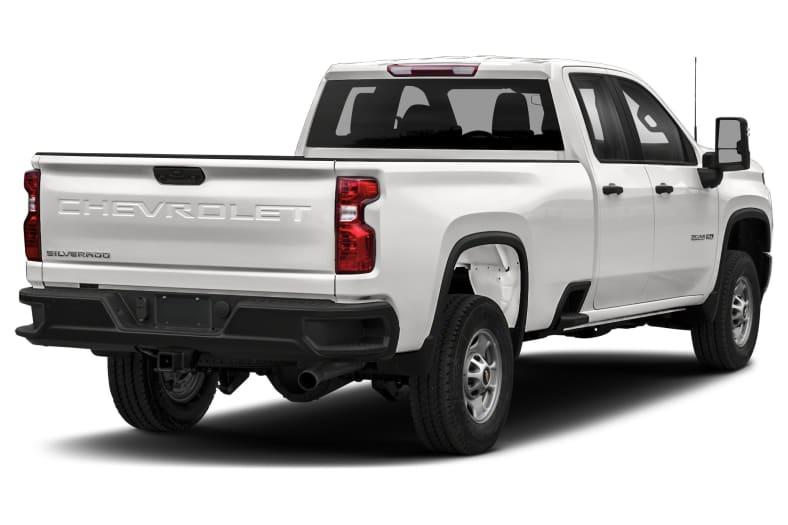2021 chevrolet silverado 2500hd custom 4x2 double cab 8 ft