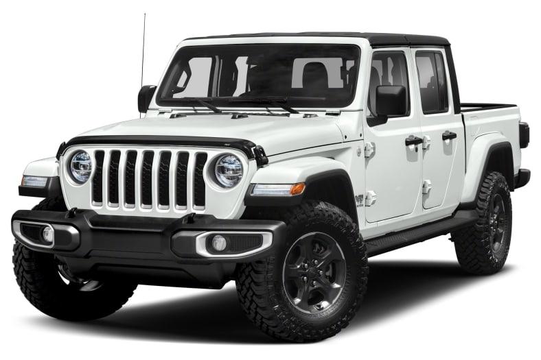 2020 Jeep Gladiator Reviews Specs Photos
