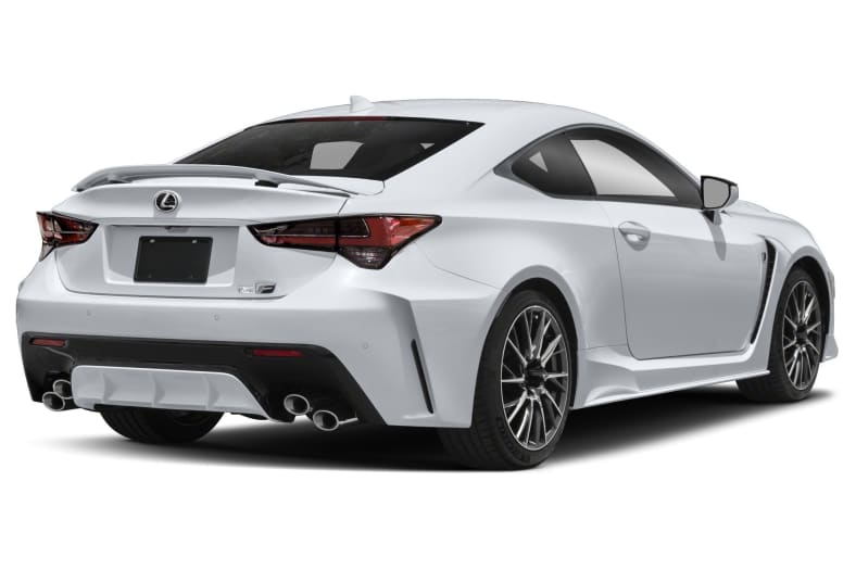 2020 lexus rc f track 2dr rear-wheel drive coupe pictures