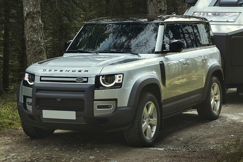 2021 Land Rover Defender X 2dr 4x4 90 Reviews, Specs, Photos