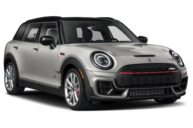 2021 mini clubman john cooper works 4dr all4 pictures
