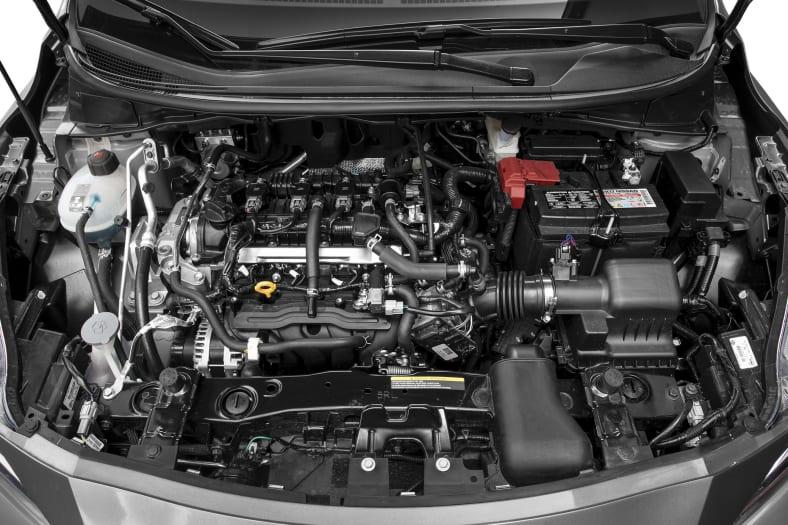 2020 Nissan Versa Safety Features