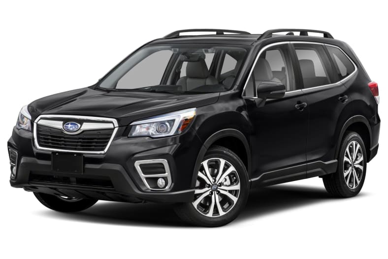 2020 Subaru Forester Limited 4dr All-wheel Drive Reviews ...