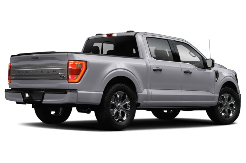 2021 Ford F-150 XLT 4x4 SuperCrew Cab Styleside 5.5 ft ...