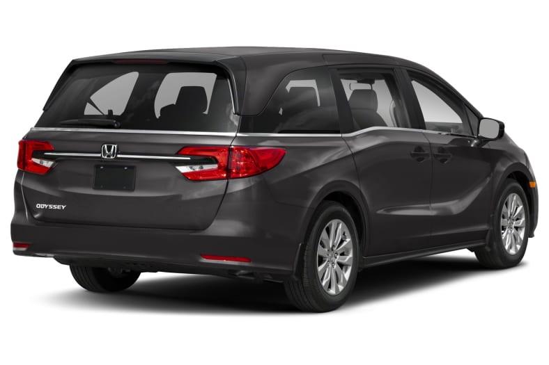 2021 Honda Odyssey Lx Passenger Van Pictures