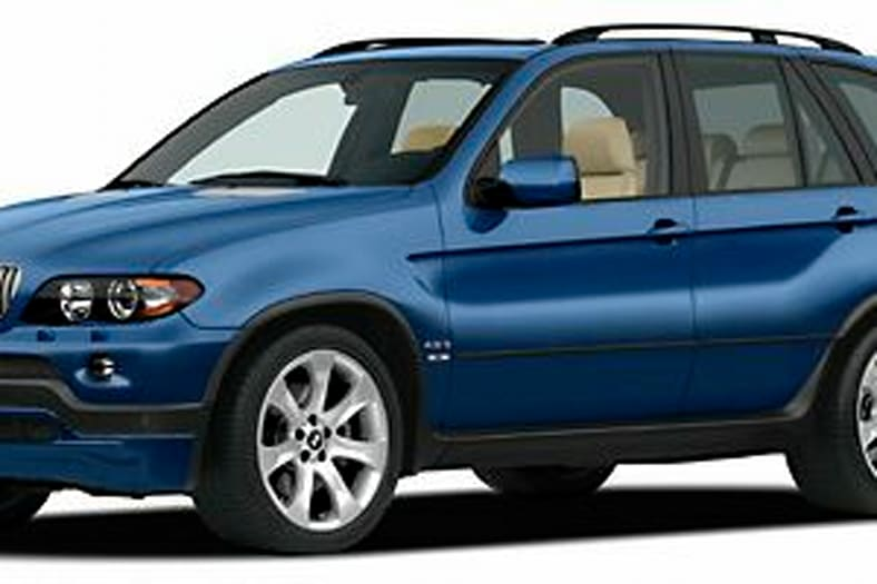 2004 BMW X5 4.8is 4dr All-wheel Drive Specs and Prices