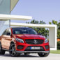 Mercedes Benz Gle Coupe Is Ready To Tackle Bmw S X6 Autoblog