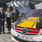 Mercedes-Benz B-Class Electric Drive and smart fortwo electric drive EVs.