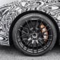 Mercedes-AMG C63 Coupe teaser wheel detail