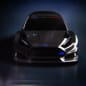 ford focus rs rx front