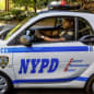 NYPD Smart ForTwo police car