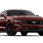 2018 Ford Mustang GT Coupe in Ruby Red