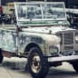 Pre-production Land Rover Series I