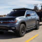 2019 VW Atlas Basecamp