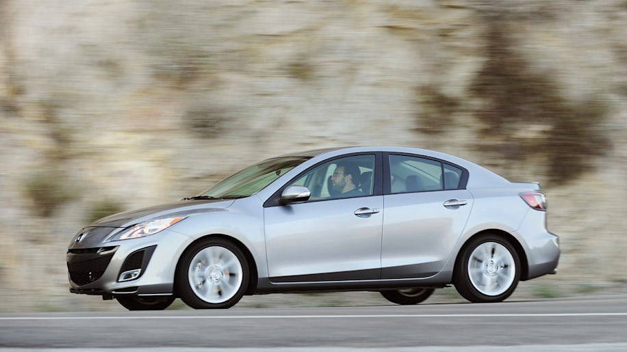 Review: 2010 Mazda3 a tale of two Mazdas - Autoblog
