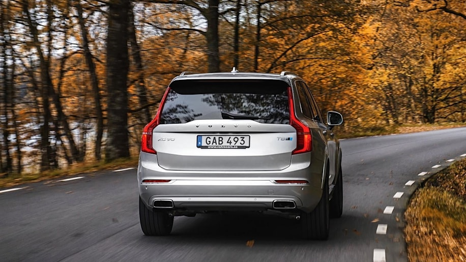 Volvo XC90 T8 Twin Engine Polestar Performance Optimization